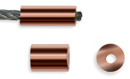 Copper End Stops